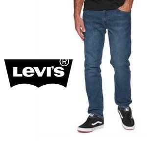 Levi's 502 Tapered Fit Jeans - 38x30